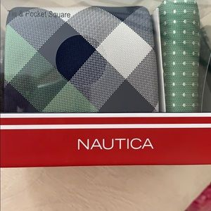 Other - BRAND NEW IN BOX- TIE AND POCKET SQUARE